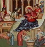 Рождество Пресвятой Богородицы в храме в честь Архангела Михаила