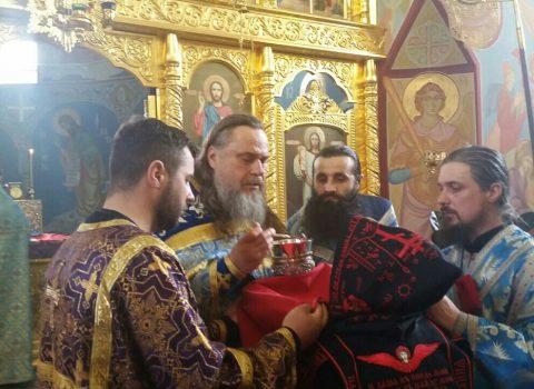 (Фото) Благовещение Пресвятой Богородицы в нашем храме