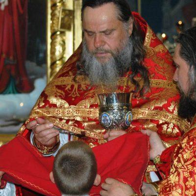 (Фото, Видео) Пасхальное Богослужение в Михайло-Архангельском храме  2016