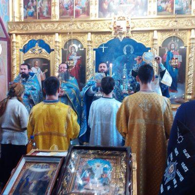 (Фото) Праздник Введение во храм Пресвятой Богородицы
