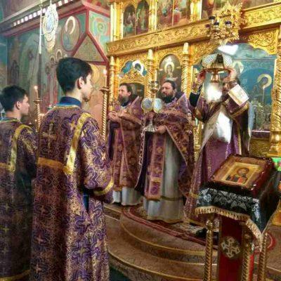 (Фото) Первое Воскресенье Великого Поста: Торжество Православия