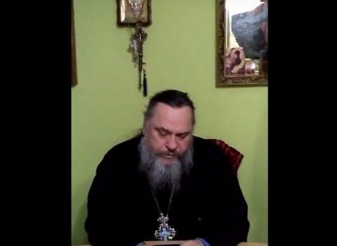 (Видео) Отец Валерий: О профессиональных амбициях православных христиан
