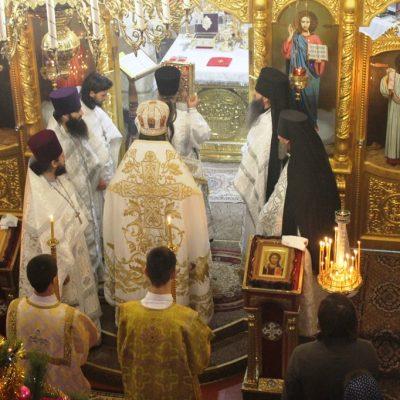 (Фото) Рождество Христово 2018 в храме Архангела Михаила