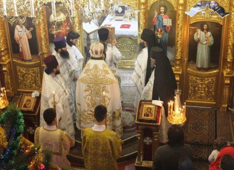 (Foto) Nașterea Domnului nostru Iisus Hristos 2018 în Biserica Arhanghelului Mihail