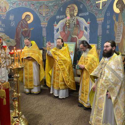 День памяти святителя Спиридона Тримифунтского - 25 декабря 2019 г.