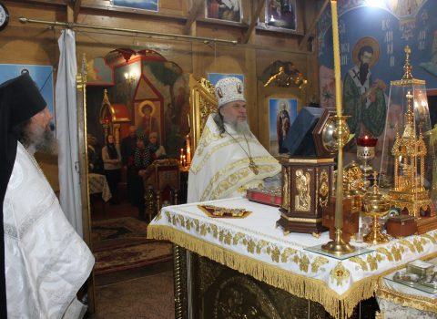 Рождество Христово в храме Архангела Михаила