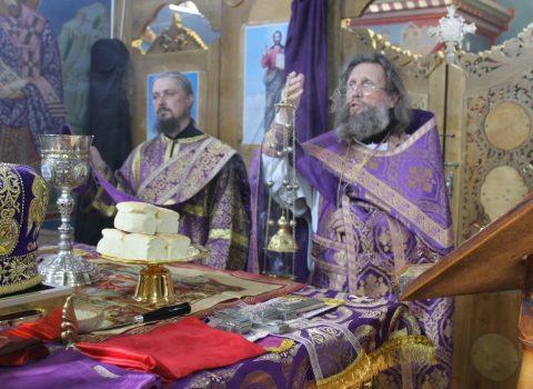 Божественная Литургия в Великий Четверг: 16 апреля 2020 г.