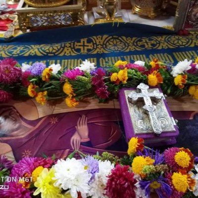 Праздник Успения Пресвятой Богородицы в Храме Архангела Михаила